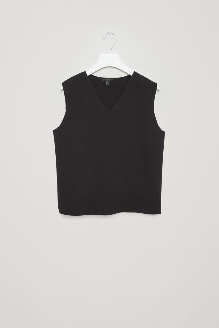 COS | Milano knit vest