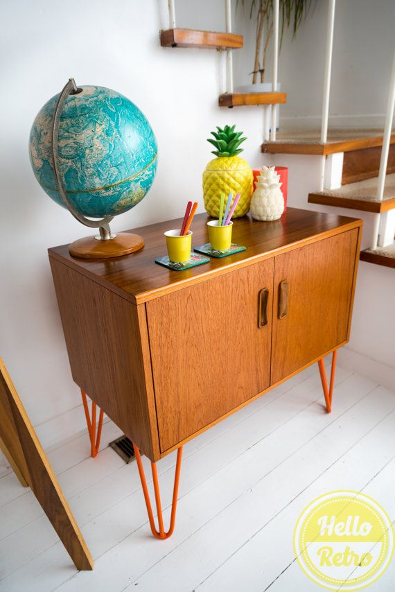 ***THIS PRICE IS FOR A CABINET FOR SALE IN OUR SECONDS RANGE WITH MINOR IMPERFECTIONS/DAMAGE OR MISSING PARTS. PLEASE GET IN TOUCH BEFORE BUYING TO RECEIVE PHOTOGRAPHS AND INFORMATION ON THE ITEM AVAILABLE)*** A beautiful Mid Century Danish Influence G Plan E Gomme sideboard/