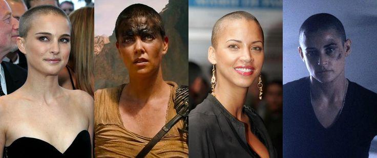 Arborée sporadiquement par quelques actrices pour les besoins d'un film, mais plus récemment par plusieurs mannequins sur les podiums, la boule à zéro serait-elle devenue tendance ? On fait le point.