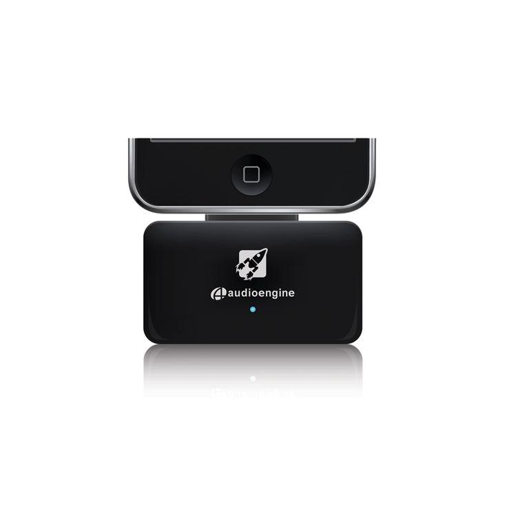 AudioEngine W2 Premium Wireless Adapter untuk iPod Audioengine W2 Premium Wireless Adapter untuk iPod – Mengirim musik melalui wireless dari iPod Anda ke sistem musik apapun. W2 menyediakan suara tanpa penurunan kualitas audio stereo kualitas. Sempurnakan Ipod anda dengan adapter Wireless ini!