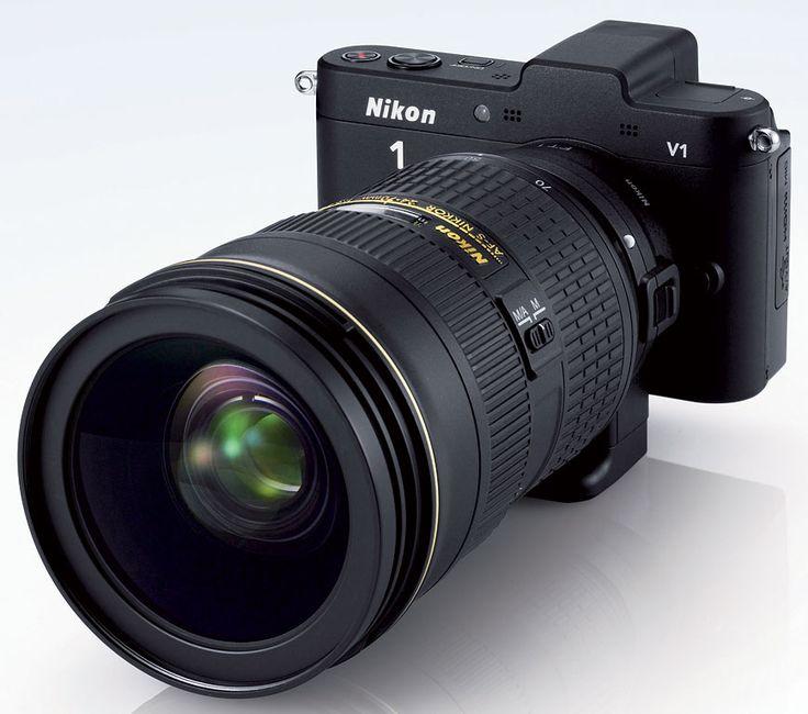 Системный фотоаппарат Nikon