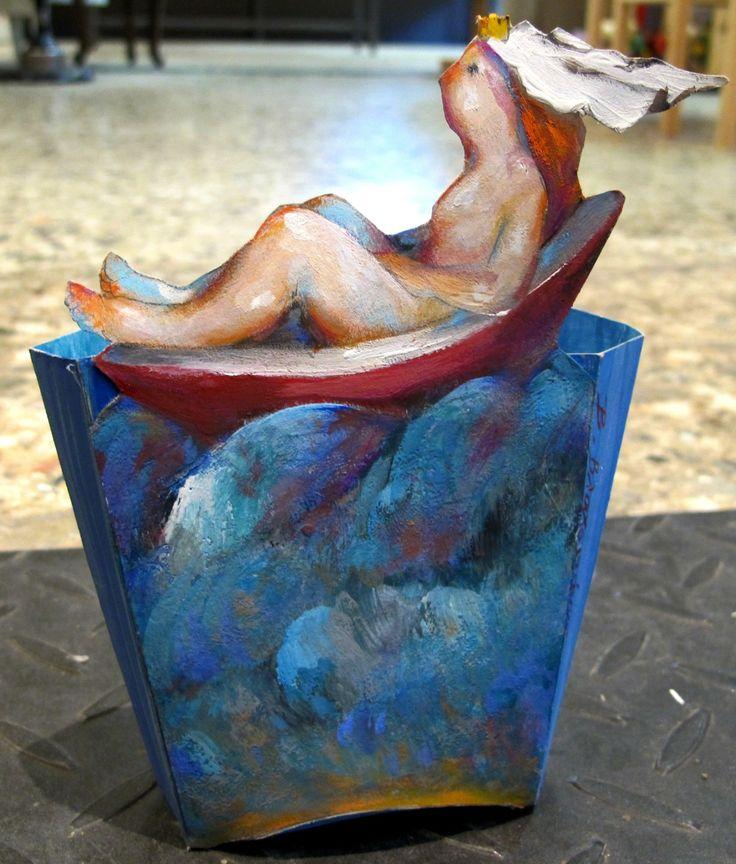box|watercolor