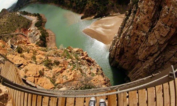 The pathway once known as one of the world's scariest hikes reopens after extensive safety improvements, and while thrill-seekers may miss the element of risk, the stunning views and dizzying heights more than compensate