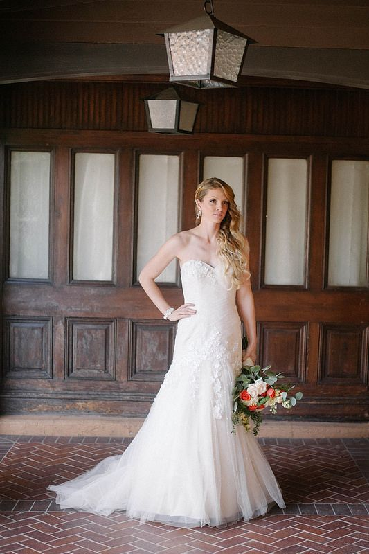 Strike A Pose For Your Bridal Portrait At Casa Esencia Hotel Albuquerque Old Town