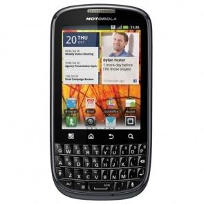 Motorola Pro + Black