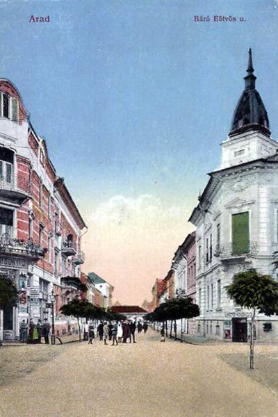 Postcards of the Past - Arad, Romania