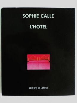 Sophie Calle L'Hotel 1984