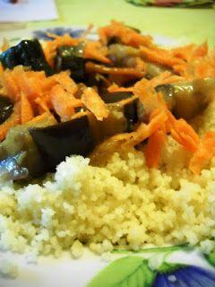L'angolo della casalinga, ricette veloci e facili: Cous cous di verdure