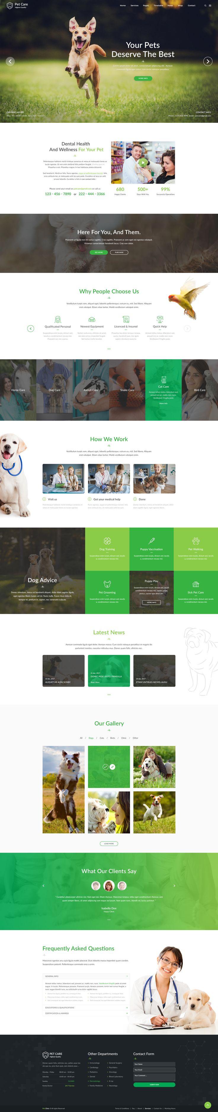 Medical #homepage. Creative #PSD #template