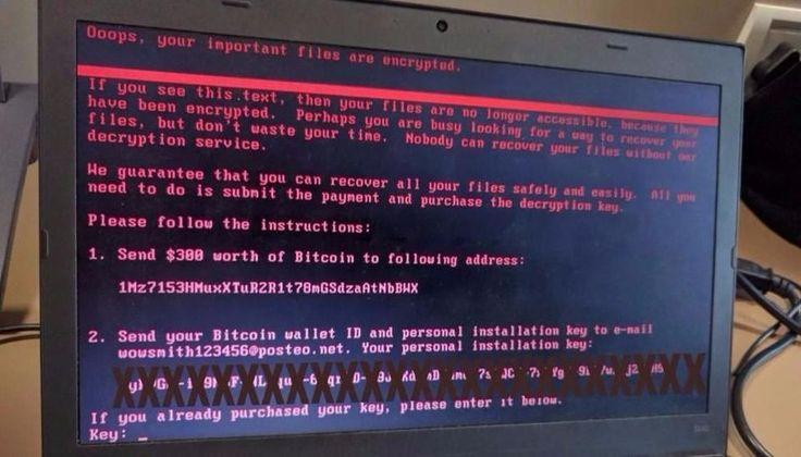 Un nuevo hackeo masivo a multinacionales: Los hackers pidieron dinero a cambio de liberar las computadoras. #NuevoHackeo #Multinacional…