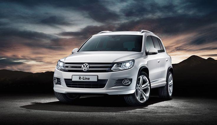 VW Tiguan - Official Site : Volkswagen UK