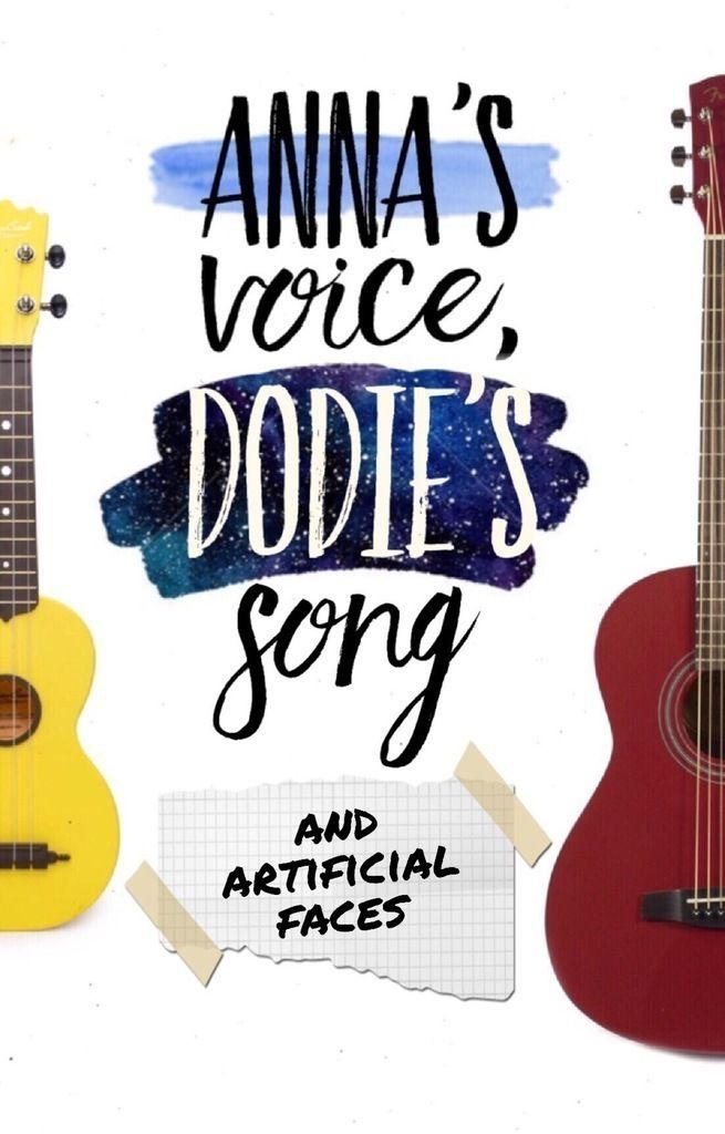 Anna's Voice, Dodie's Songs by W. Greene // the-dash-between the numbers. the thoughts after the semicolon; what happens after. the period. // these short stories will show what is gained after a loss; how the end is only just a cliffhanger-and how one should hold on to it.
