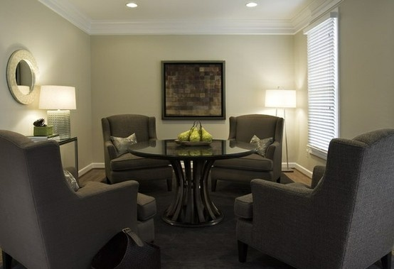 Perfect for that unused formal dining room little for Alternative ideas for formal dining room