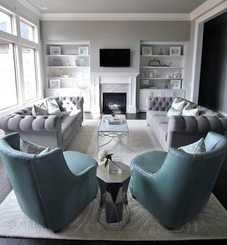 Best 25+ Chesterfield living room ideas on Pinterest ...