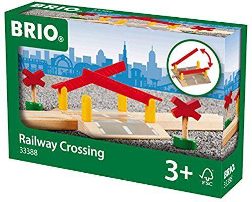 BRIO Railway Crossing: BRIO: Amazon.ca: Jeux et Jouets