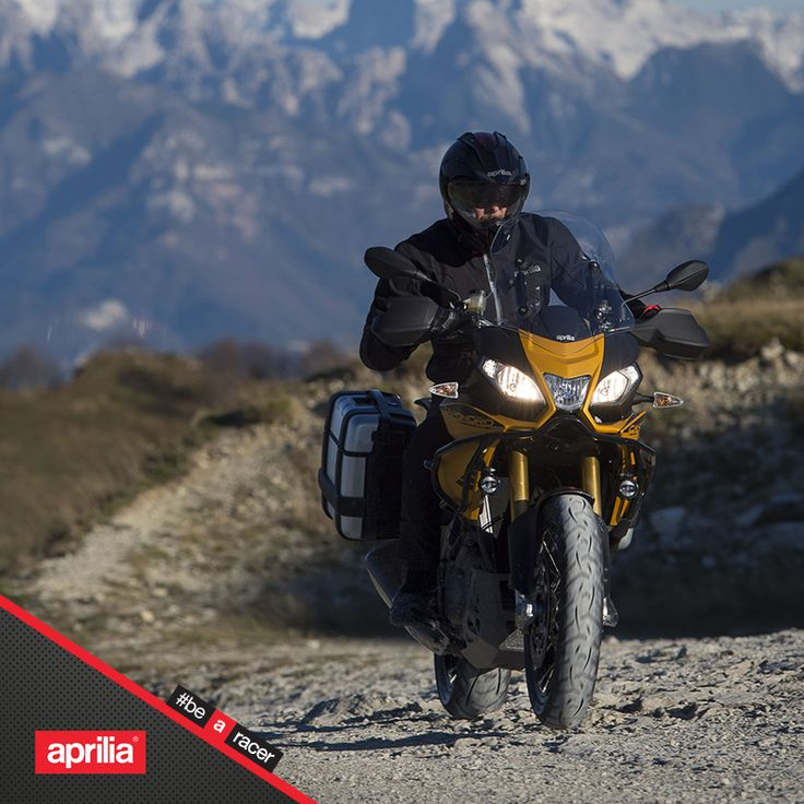 Don't let the routine grasp you.  #aprilia #bearacer