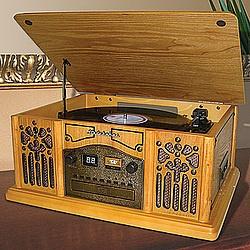 Get those vinyl albums and music cassettes out of storage!Vinyls Album, Music Centers, Hobbies Gift, Music Cassette, Nostalgic Music, Storage