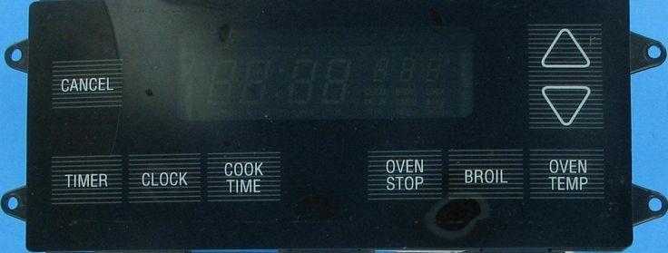 Maytag Kenmore 12001620 Oven Control Board Repair