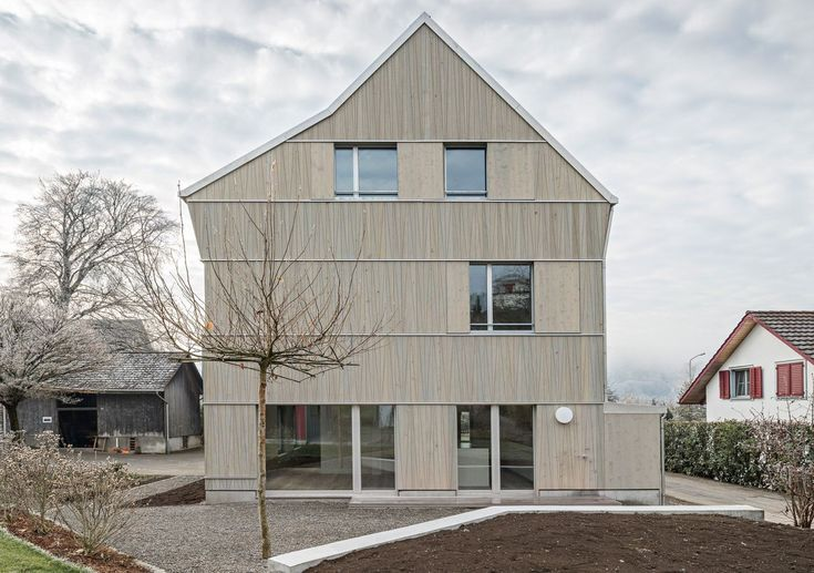 Mirlo Urbano . Detached House . Glattfelden (1)