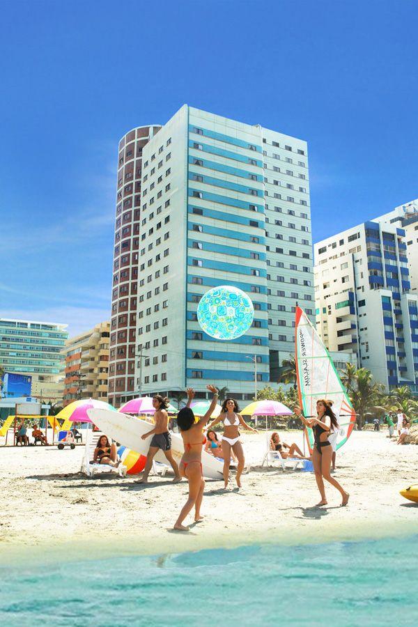 Panorámica Hotel Cartagena Plaza
