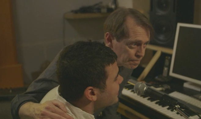 """""""Vampire Weekend""""'s awkward promo video with Steve Buscemi"""