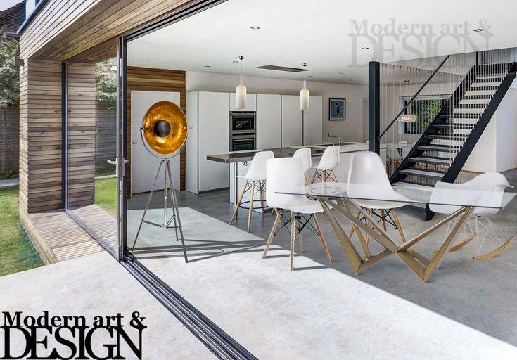 Modern Art & Design - sztuka, nowoczesne, artystyczne meble i lampy