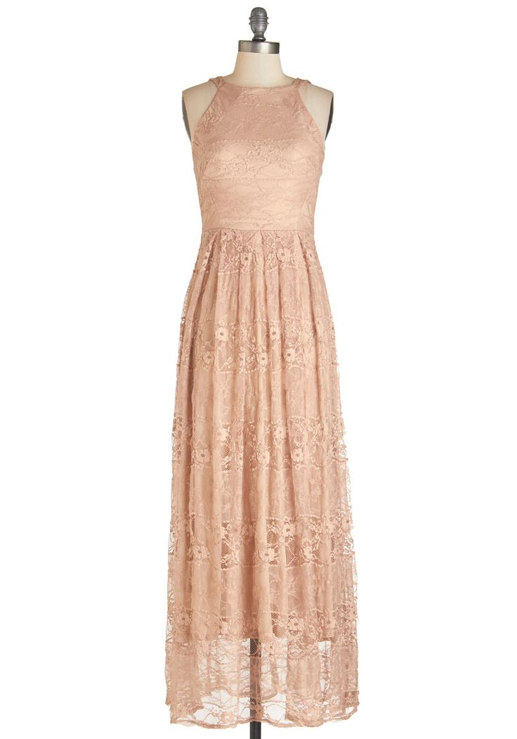 With Style and Lace Dress, @ModCloth