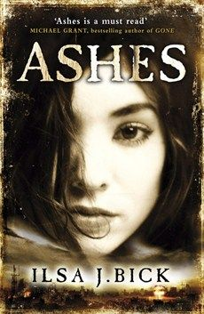 Ashes by Ilsa J. Bick. Seventeen-year-old Alex is hiking through the wilderness when it happens: an earth-shattering electro-magnetic pulse that destroys almost everything. Survivors are divided between those who have developed a superhuman sense and those who have acquired a taste for human flesh. These flesh-hunters stalk the land: hungry, ruthless and increasingly clever. Alex meets up with Tom, a young army veteran, and Ellie, a lost girl, and they will fight together and be torn apart.