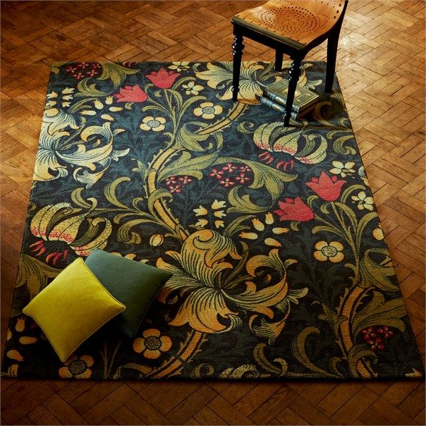 William Morris Rugs Reproductions: 80 Best Images About William Morris & Co. Designs On