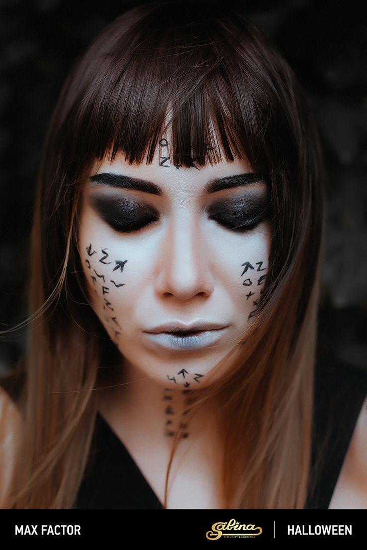 """🎃Halloween obrazı - Amanat """"Mumiya"""" filmindən 👩Model - @eh_laleh 🔥Makeup - Sabina Makeup Professional Team 💄Kosmetika - Max Factor  #maxfactor  #MAXFACTOR #SabinaPC #eh_laleh"""