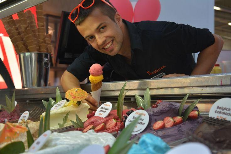 #fruitisimo #icecream #ovocna #domaci #homemade #zmrzlina #fresh
