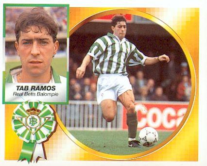 Tab Ramos (creo que no llego a jugar en 1ª con el Betis, pero mito, e internacional USA)