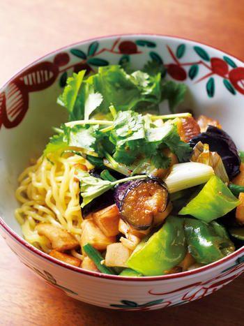 ブランカ 多彩なアジア料理