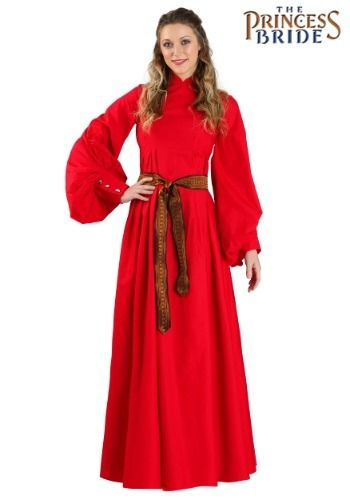 This red Princess Buttercup dress is a licensed costume from The Princess Bride that is available exclusively here!