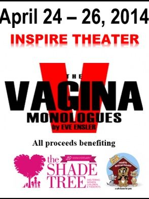 The Vagina Monologues are coming to downtown Las Vegas! We are excited to partner with the organizers to bring this event to Inspire Theater. https://ticketcake.com/venue/inspire-theater/las-vegas