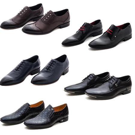 В продаже мужская обувь весна