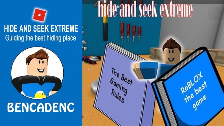 ROBLOX HIDE AND SEEK IS EXTREME - DING DONG - THE BEST ...