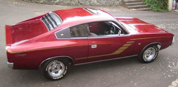 1972 Chrysler VH Valiant Charger - Google Search
