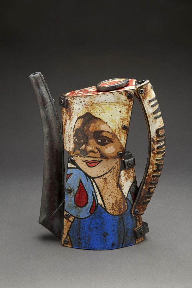 150 Best Ceramic Teapots Coffeepots Images On Pinterest