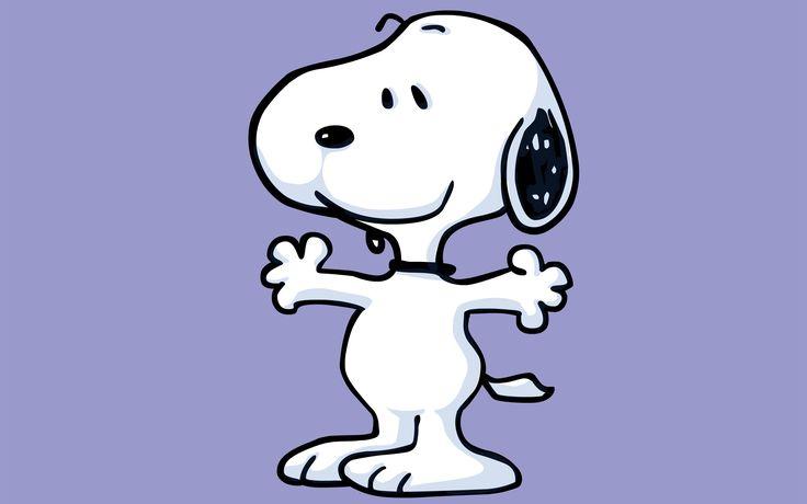 Estrela Snoopy dos desenhos animados Papéis de Parede - 2880x1800