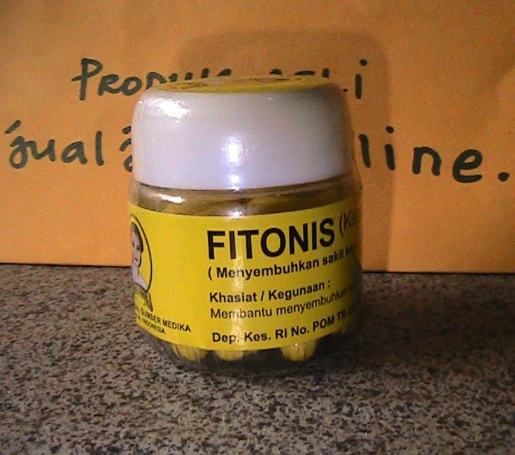 Obat Fitonis Merupakan Obat Herbal Yang Sangat Manjur