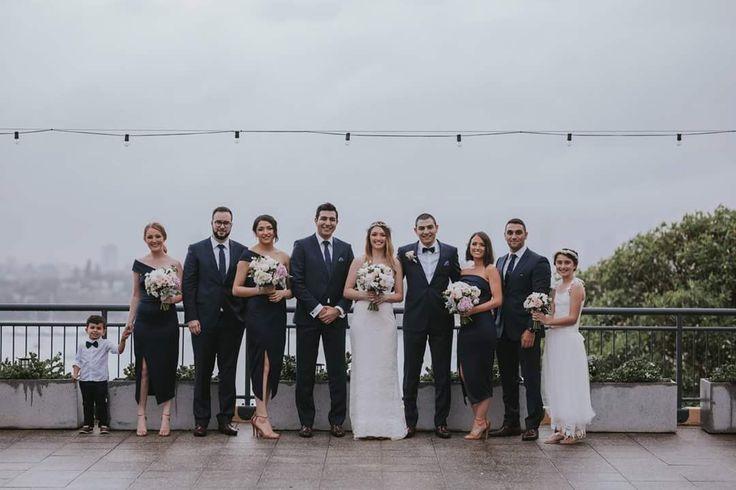 Emily and Robbie's romantic wedding flowers #sydneyflorist #sydneyweddingflowers #zestsydney #weddings #weddingflowers