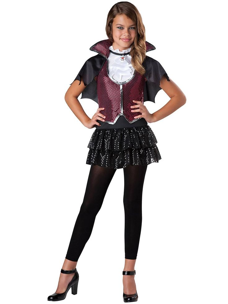 Girl's Tween Glampiress Costume! See more #costume ideas for Halloween and  more at CostumeSuperCenter - 110 Best Halloween Images On Pinterest Halloween Ideas, Costumes