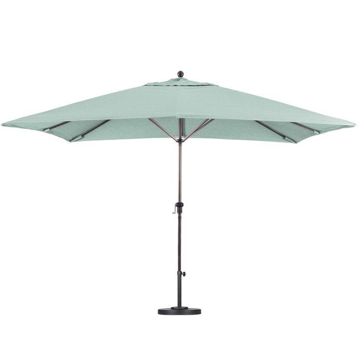 California Umbrella 11'X8' Rec
