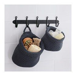 NORDRANA Basket, set of 2 - IKEA