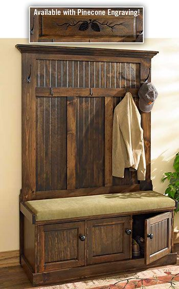 Pinecone Foyer Hall Stand|WildWings