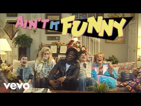 Danny Brown - Ain't It Funny (Official Video, dir. Jonah Hill)