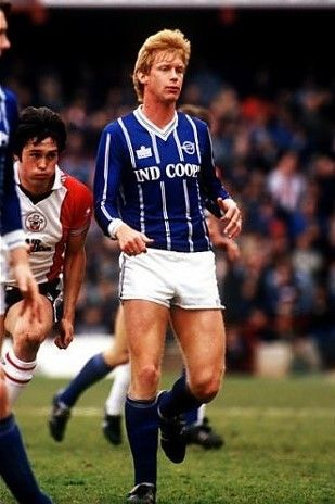 Tommy Williams Leicester City 1983