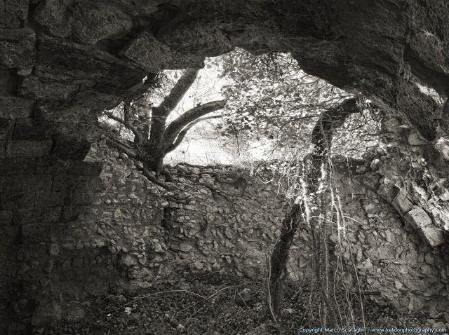 Scopri la Tuscia e la Maremma: Il Castello delle Baucche a Orte