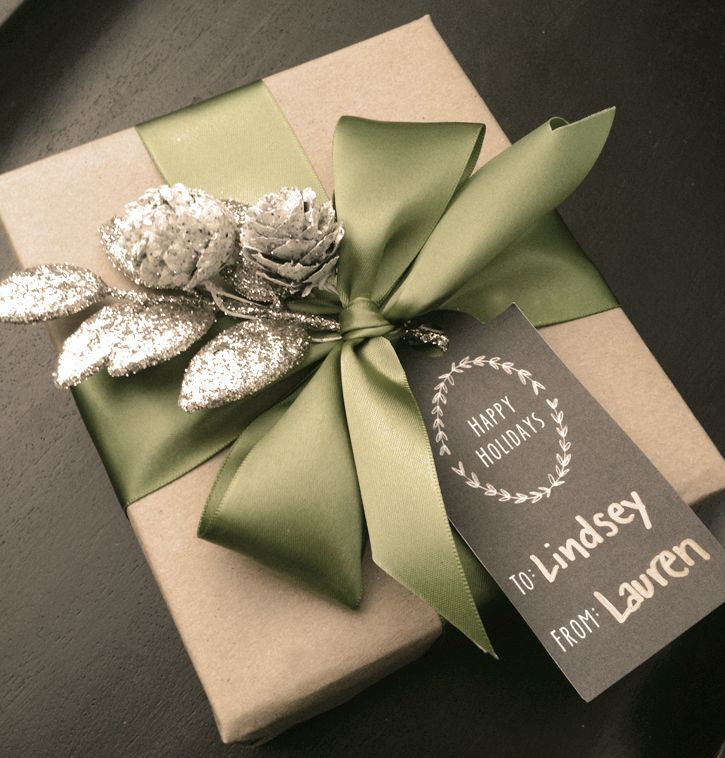 Elegant Gift Wrapping Ideas   10 Creative Gift Wrapping Tips that Save You Money   Square Pennies